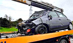 veicoli demoliti