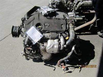 Vendo motore citroen diesel 1560 cc., 82 kw, codice motore 9hr
