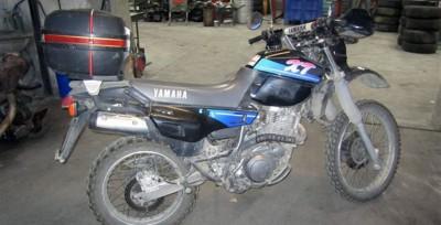 YAMAHA XT 600 ANNO 1992 DEMOLITO PER ESPORTAZIONE